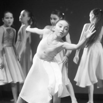 Danza Jazz  (7 a 12 años)